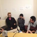 渋家さん・ファクトリー京都さんと一緒にユースト放送2