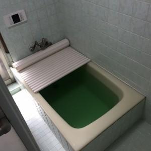 意外に広い! りべるたんの風呂。
